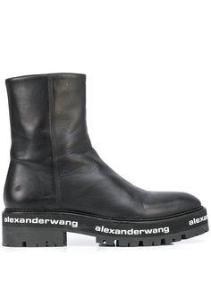 Alexander Wang ботинки Sanford