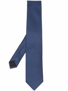 Boss Hugo Boss жаккардовый галстук с узором