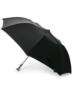 Alexander McQueen зонт с наконечником ручки в виде черепа