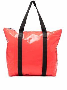 Rains сумка-тоут Glossy