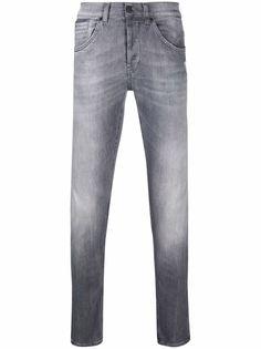 Dondup джинсы с эффектом потертости