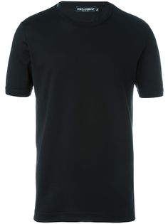 Dolce & Gabbana базовая футболка