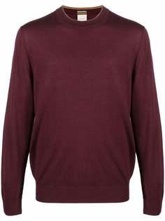 PAUL SMITH пуловер с круглым вырезом