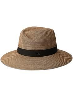 Maison Michel шляпа-федора Virginie