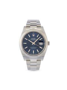 Rolex наручные часы Datejust pre-owned 41 мм 2021-го года