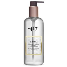 Minus 417 Мицеллярная вода для снятия макияжа с минералами Мертвого моря Micellar & Mineral Dead Sea Water, 350мл