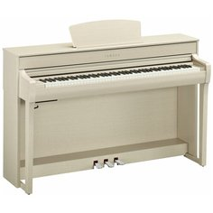 Цифровое пианино YAMAHA CLP-735 Белый ясень