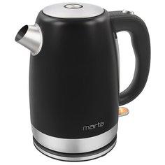 Чайник MARTA MT-4560, черный жемчуг