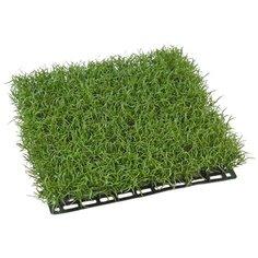 """Искусственное растение """"Коврик газон трава светло-зеленая"""", цвет: светло-зеленый Gerard de ros"""