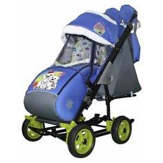 Санки-коляска Galaxy City 3-1