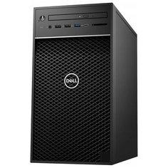 Рабочая станция DELL Precision 3640 (3640-2855) Mini-Tower/Intel Core i7-10700/16 ГБ/512 ГБ SSD/NVIDIA GeForce RTX 3080/Windows 10 Pro черный