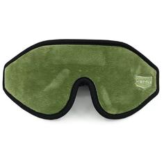 Маска для сна METTLE 3D ультра комфорт, зеленый
