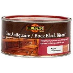 Воск Liberon Cire Antiquaire / Black Bison, красное дерево, 0.5 л