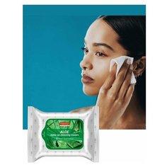 PUREDERM Салфетки для снятия макияжа с экстрактом АЛОЕ