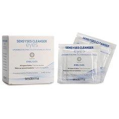 SesDerma салфетки для снятия макияжа Sensyses Cleanser Eyes