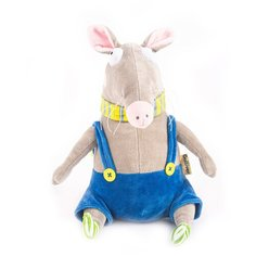 Мягкая игрушка Gulliver Крыса Афоня 25 см