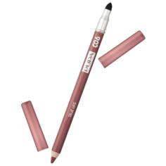 Pupa Карандаш для губ True Lips 006 brown red