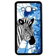 "Чехол на смартфон Samsung Galaxy Grand Prime, ""Зебра"" Саванна Zebra Utaupia"