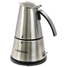 Кофеварка Rommelsbacher EKО 366/E, серебристый