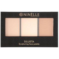 Ninelle Палетка для контуринга Silueta 501