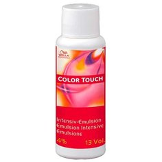 Wella Professionals Color Touch эмульсия Plus, 4%, 60 мл