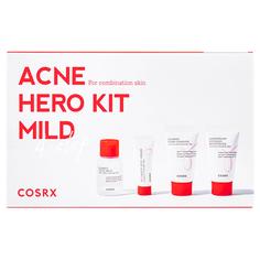 Cosrx Набор из миниатюр для лечения акне Acne hero kit mild