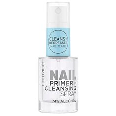 Спрей-праймер для ногтей Catrice Nail Primer + Cleansing Spray 10 мл