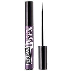 Relouis Подводка для глаз цветная Legal Eyes, оттенок 01 deep purple