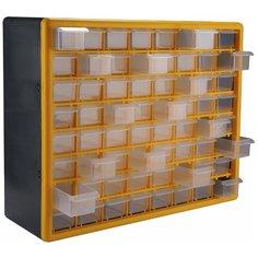 Система хранения DEKO DKTB15, 64 выдвижных ящика (50х16х39см)