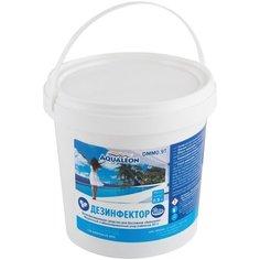 Таблетки для бассейна Aqualeon Дезинфектор МСХ 0.9 кг