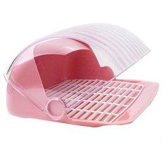 Хлебница Cake, 17-106с, Berossi, нежно-розовый