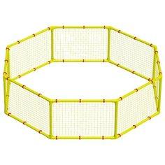 Манеж-ширма Leco-IT Outdoor гп230407 270 см желтый