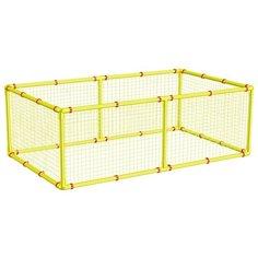 Манеж-ширма Leco-IT Home гп230112 125х200 см желтый
