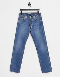 Синие джинсы прямого кроя Levis 501 93-Голубой Levis®