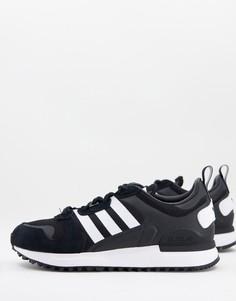 Черные кроссовки adidas Originals ZX 700 HD-Черный цвет