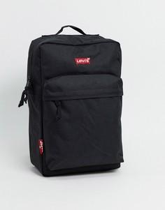 Черный рюкзак с логотипом Levis-Черный цвет Levis®