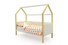 Кровать-домик детская мягкая Svogen Hoff