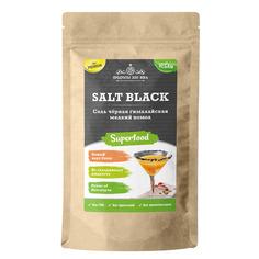 Соль гималайская Продукты XXII века Salt Black мелкий помол