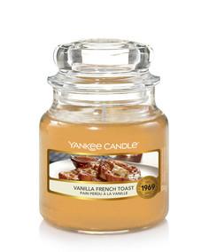 Свеча ароматическая Yankee Candle Vanilla French Toast Ванильный тост 65-90 ч