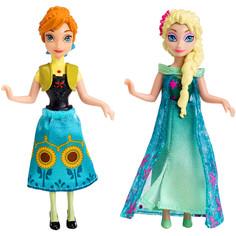 Набор игровой Frozen Анна и Эльза в под.упак. (DKC58пц) Disney