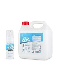 Антисептик Flexfresh для рук без спирта для детей 160мл