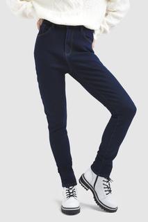 Джинсы женские Baon B300502 синие 28