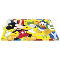 Подставка пластиковая под посуду Микки Маус Акварель Disney
