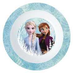 Миска пластиковая для СВЧ Холодное сердце 2 Синий лес 293731 Disney