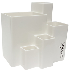 Подставка пластиковая для косметических шпателей Italwax