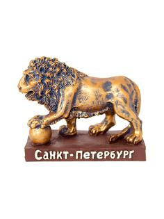 Фигура, АБ Сувениры, СПб Лев каменный средний/H84169