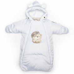 Конверт Malek-Baby, Демисезон, Сливки, арт.306Ф (74 см)