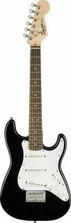 Электрогитара Fender SQUIER MINI STRAT V2 BLK, Fender (Фендер)
