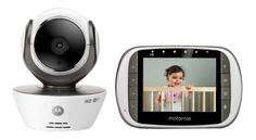Видеоняня Motorola MBP 853 CONNECT белый