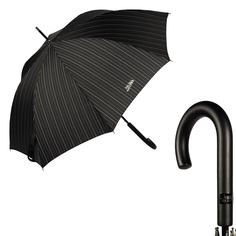 Зонт женский Jean Paul Gaultier 226-LA StripesL Noir